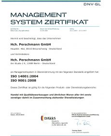 DIN-ISO-900114001