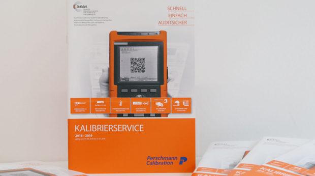 Perschmann Calibration Kalibrierkatalog 2018-2019 Kalibrierservice