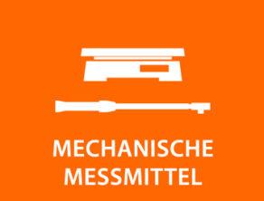 Akkreditiert für mechanische Messmittel