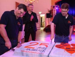 Perschmann Calibration Mitarbeiterfeier 25 Jahre Kalibrieren