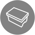 Transportbox Icon