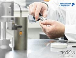 trendic® 3.5 Kalibrier- und Messmittelverwaltungssoftware von Perschmann Calibration